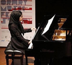اساتید آموزشگاه موسیقی در طالقانی