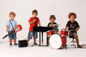 موسیقی کودک در آموزشگاه موسیقی ترنگ